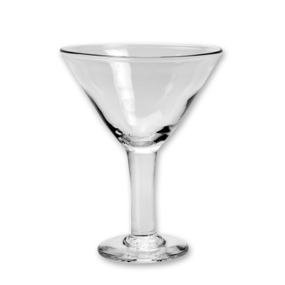 COCKTAIL GLASS, STRAIGHT STEM