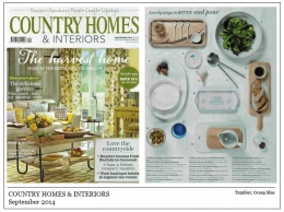 Country Homes September 2014