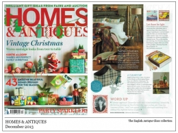 Homes & Antiques December 2013