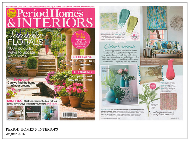 [Prev], Period Homes U0026 Interiors, August 2016
